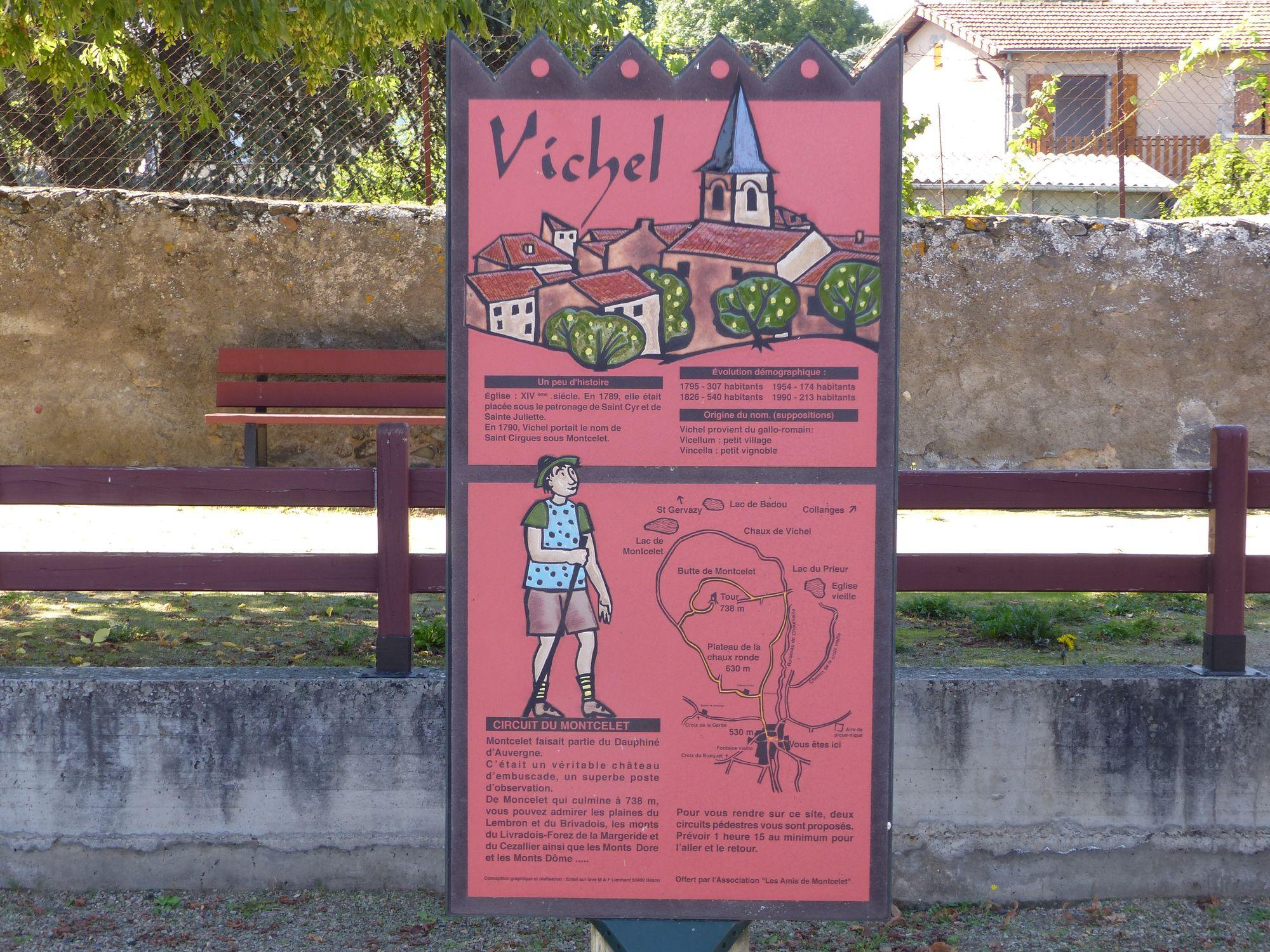 Infographie De Vichel