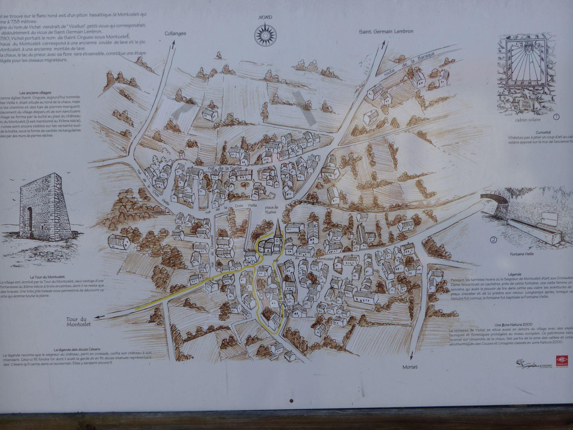 Plan De Vichel