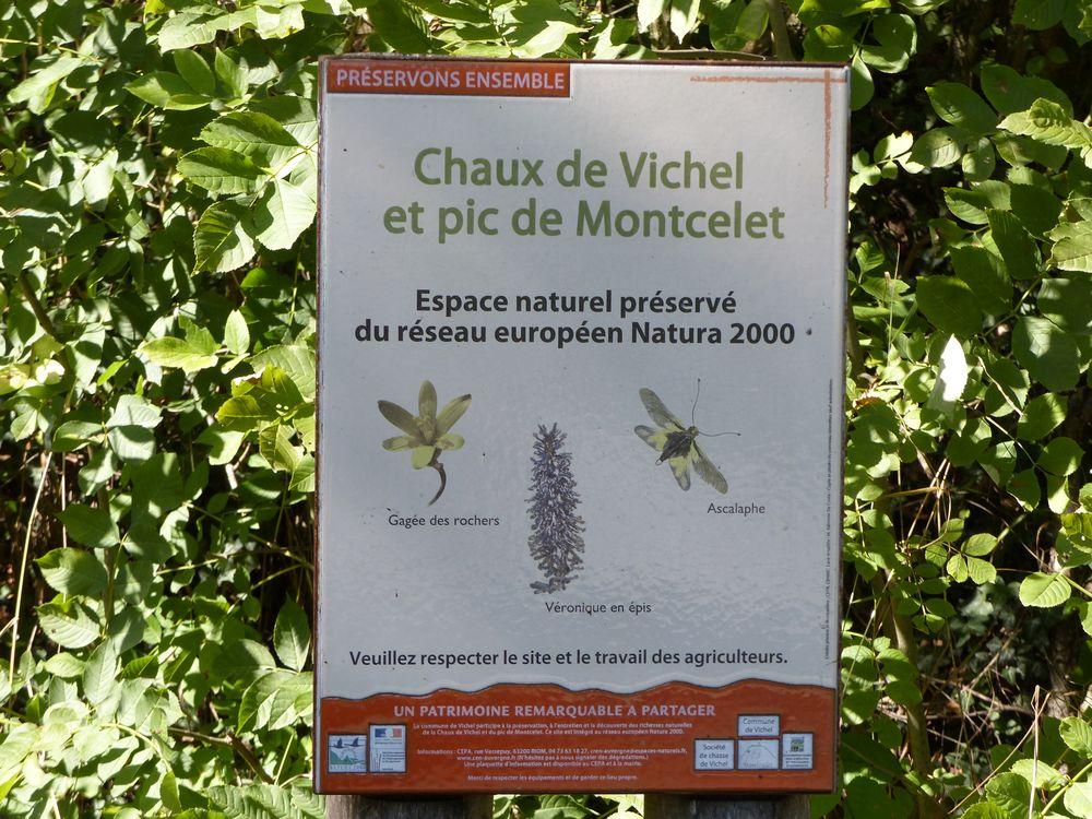 Chaux De Vichel Et Pic De Montcelet