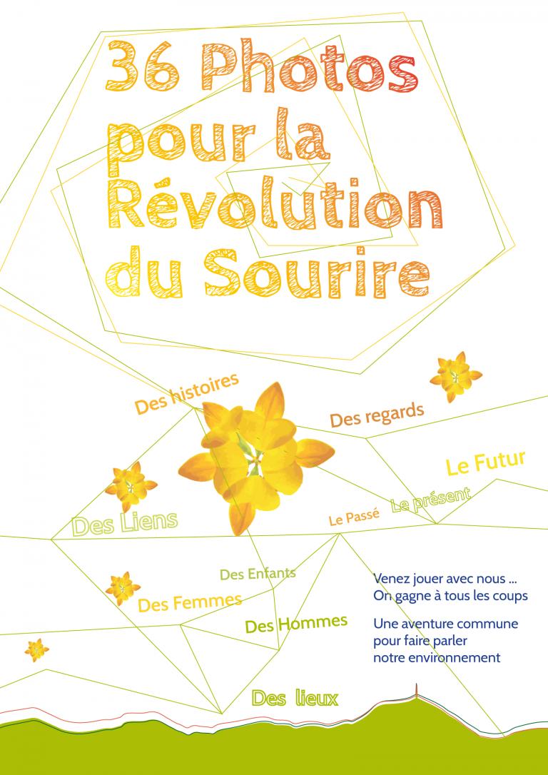 36 photos pour la «Révolution du Sourire»